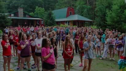 Camp Toptin curso de ingles en Estados Unidos para niños