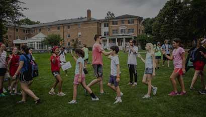 Mercersburg curso de inglés en Estados Unidos para niños