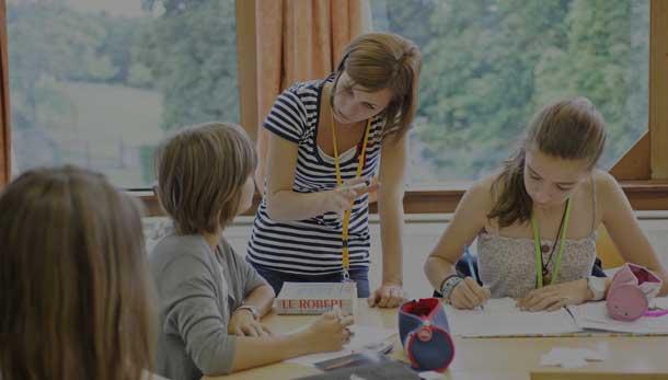 CERAN curso de inglés en Bélgica para niños