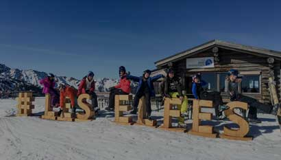 Les Elfes Winter curso de inglés en Suiza